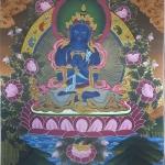 Vajradhara Thangka Painting
