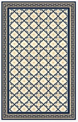 Geometric Carpet