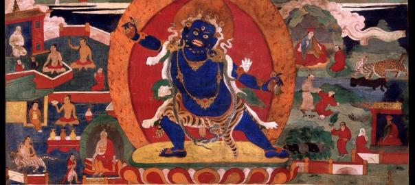 Explaining Padmasambahava 8 Forms: Senge Dradog
