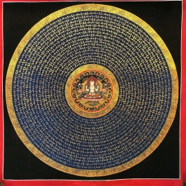 Chenrezig Mantra Mandala