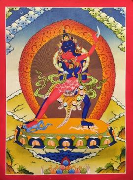Chakrasamvara Thangkas