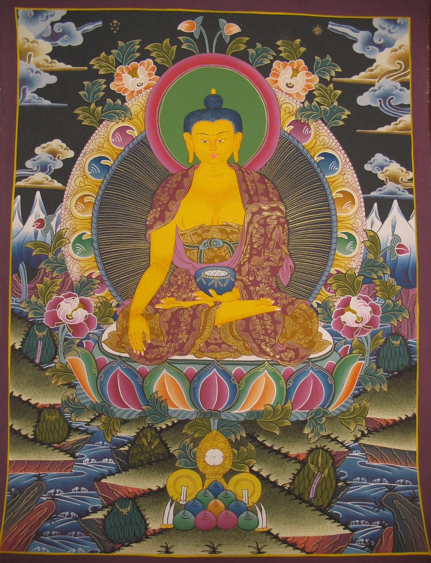 Shakyamuni Tibetan Art