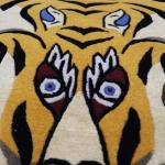 100 Knots Tiger Carpet