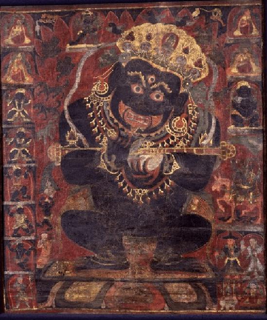 Panjarnata Mahakala