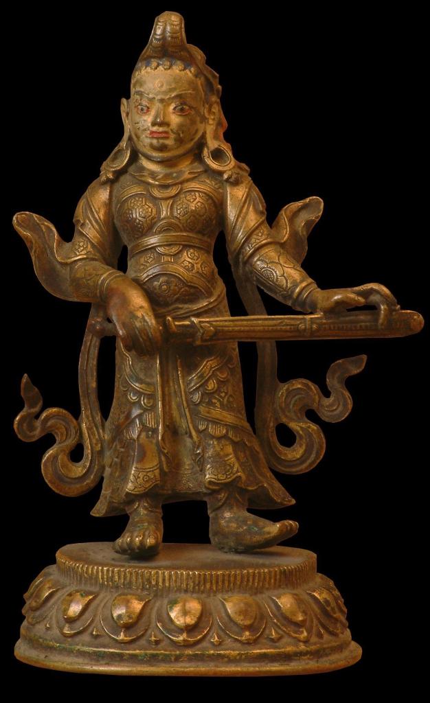 Statue of Virudhaka