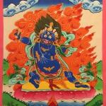 Vajrapani Painting from Nepal