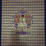 365 Medicine Buddha Thangka